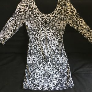Billabong Mandala print dress